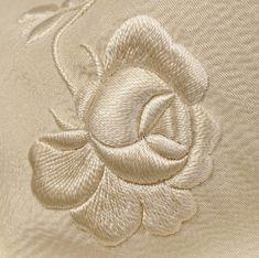 rayon thread?  silk?.