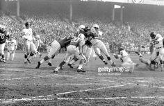 Colts tackle Alex Webster (1959 NFL Championship Game)