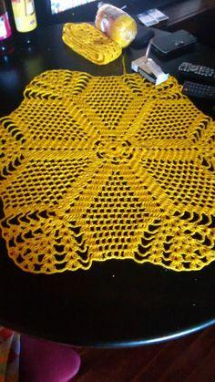 Crochet Books, Crochet Doilies, Crochet Lace, Crochet Stitches, Doily Patterns, Crochet Patterns, Kutch Work, Diy And Crafts, Centerpieces