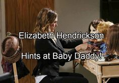 The Young and the Restless (Y&R) spoilers tease that we'll finally get to the bottom of a huge mystery soon. Chloe (Elizabeth Hendrickson) has a toddler...