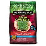 6.25-Pound Pennington 1 Step Complete Sun and Shade Grass Complete Seeding Mix $7.50, 6.25-Pound Pennigton 1 Step Complete Dense Shade Mixed Grass Seed $7.50 + Free Store Pick-up