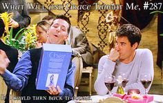 One of the funniest episodes of Will and Grace!  Love this one!