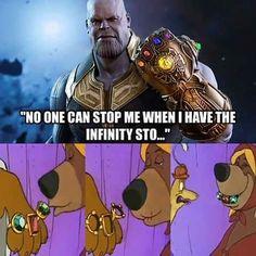 Avengers: Infinity War | Robin Hood little John cross over