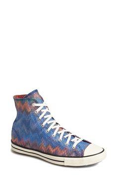 Converse x Missoni Chuck Taylor® All Star®  Fancy  High Top Sneaker (Women)   463ea3501