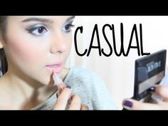 Maquillaje casual♥ Tips para un maquillaje perfecto! - YouTube