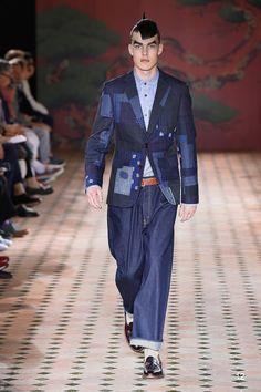 [No.15/56] COMME des GARÇONS JUNYA WATANABE MAN 2015春夏コレクション   Fashionsnap.com