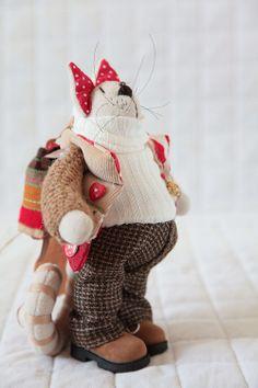 Котик-рыбак