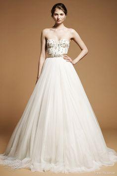http://weddinginspirasi.com/2011/10/28/jenny-packham-bridal-2012-wedding-dresses/ jenny packham 2012 bridal Anya ball gown wedding dress #weddingdresses #weddings #popular #tumpop
