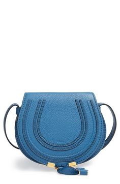Chloé+'Small+Marcie'+Leather+Crossbody+Bag+available+at+#Nordstrom