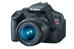 Canon EOS Digital Rebel T3i 18MP SLR Camera with 18-55mm Lens (Refurbished) $336 + Free Shipping