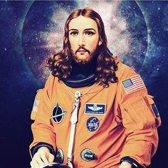 Space beard