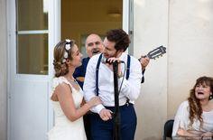 Votre cérémonie de mariage sera riche en émotions. Pour sublimer ces beaux instants d'amour et d'engagement, n'hésitez pas à ajouter un fond sonore qui ne fera que renforcer le caractère unique et touchant de votre événement.