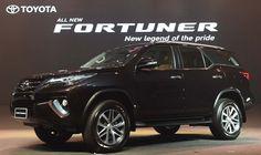 Tin tức mới chính thức từ Toyota Việt Nam về dòng xe Toyota Fortuner, giá mua bán xe fortuner các loại