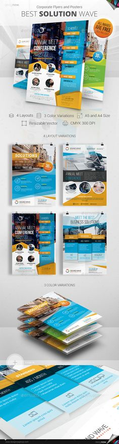 Flyer and Poster - Best Solutions