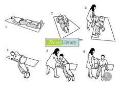 Stroke: Patient Education: Positioning for Left Hemiplegia