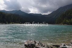 Bergsee Alpen Idylle
