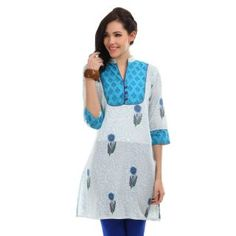 Cotton Kurti at Best Prices - Shopclues Online Shopping Store