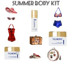 Time to show your summer body! Along with your summer essentials comes a tailor-made 3 steps body beauty routine by Valmont: 1- Scrub with Cellular Refining Scrub 2- Shape with C-Curve Shaper 3- Tone with D-Solution Booster