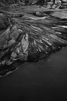 Not Alaska by Maximilian Motel #alaska #landscape #texture #blackandwhite #bw