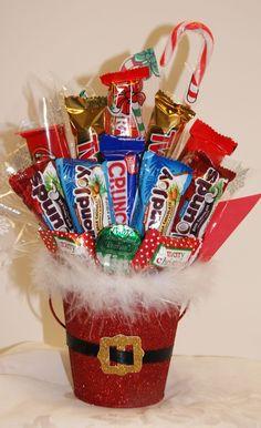11 Easy DIY Christmas Gifts for Potheads stoner gift candy bouquet Diy Christmas Baskets, Christmas Candy Gifts, Easy Diy Christmas Gifts, Easy Diy Gifts, Xmas Gifts, Homemade Gifts, Christmas Crafts, Christmas Decorations, Handmade Christmas