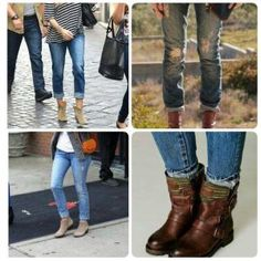 7-moduri-de-a-purta-ghetele-in-aceasta-toamna_b Riding Boots, Shoes, Fashion, Horse Riding Boots, Moda, Zapatos, Shoes Outlet, Fashion Styles, Shoe