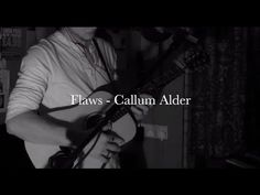 Flaws - Bastille - Acoustic Cover by Callum Alder