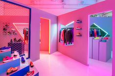 Nike Womens Fall Presentation NYC Jen Brill Robert Storey Interior Design | Yellowtrace