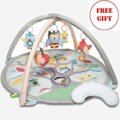NEWSkip Hop Treetop Friends Infant Activity Gym has lovely characters and playful features. • https://tinytotsbabystore.com/product/treetop-friends-activity-gym/?utm_content=buffere08aa&utm_medium=social&utm_source=pinterest.com&utm_campaign=buffer