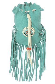 This bag is literally the definition of perfect, not only for its amazing boho style and rich turquoise colour but its practicality! Because of its vibrant colour and small size... It is the perfect cross body bag to wear around music festivals! #MissKL #MissKLCoachella