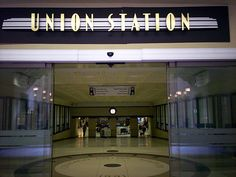 So happy to not be getting on a plane for biz travel!  Great Hall, Amtrak Union Station, Chicago by Wigwam Jones, via Flickr.