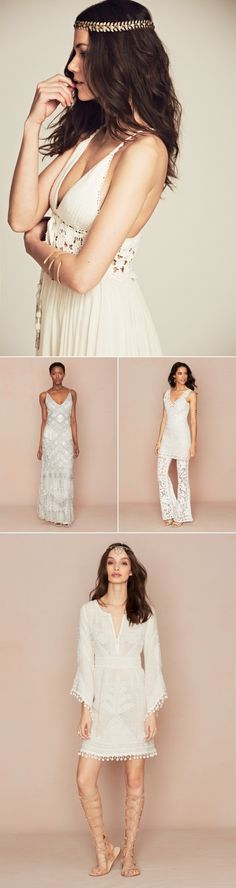 Calypso St. Barth Mariée Bridal Collection
