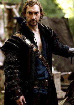 Joseph Mawle in Merlin