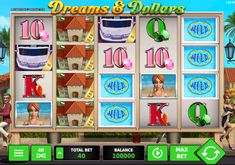 Dreams and Dollars - http://www.777free-slots.com/free-slot-online-dreams-and-dollars/