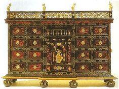 Cabinet japonais laqu art in all its forms pinterest for Restauration meuble japonais