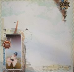 crea2moa: Scrapbooking Page : COOL
