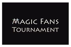 Cartão de visita - Magic Fans Tournament