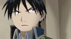 BleedingCoffee roy mustang face ref Roy Mustang, Fullmetal Alchemist Brotherhood, Gremlins, Profile Pictures, Anime Boys, Anime Art, Movies, Entertainment, Profile Pics