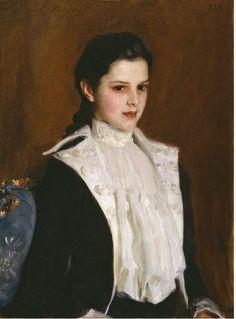 John Singer Sargent, Alice Vanderbilt Shepard