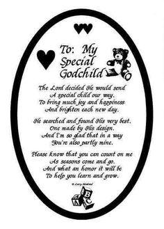 Special Godchild