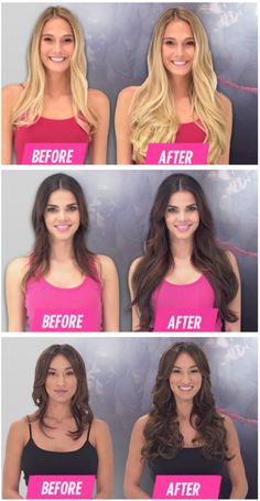 Secret extensions new hair extensions no clips no glue hair 6 reasons to try secret extensions spon pmusecretfo Gallery