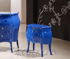 #bedsidetable #furniture #furnishings #interior #design #decoration  тумба прикроватная RM Arredamenti Capriccio, RMA60