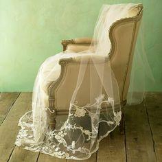veil + chair