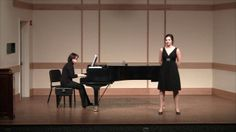 Bridget Cappel performs at Kalamazoo's Bach Festival on March 15, 2014