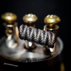 Built this coil last nigh. I love it. Kind of time consuming though. Overall, I like it. www.youratevapes.com VAPEMagazine.com @vapemagazinecom #vapemagazine