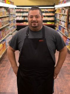 Eric Greenspan : Known for his innovative take on the grilled cheese sandwich…