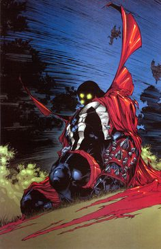 Spawn by Greg Capullo and Todd McFarlane