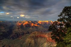 Title:  Canyon Sunset   Artist:  Dave Files   Medium:  Photograph - Photographs