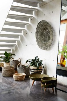 Loving the new Marmoset Found collection, including the beautiful woven baskets. Styling by Julia Green. Photography by Armelle Habib.