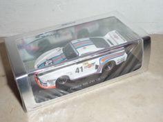 Porsche 935/77 Gr5 MARTINI Le Mans 1977 #41 Stommelen/Schurti Spark S2022 1:43