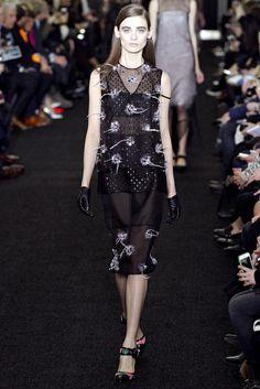 Erdem Fall 2013 Ready-to-Wear Fashion Show - Carolina Thaler